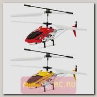 Вертолет на ИК-управлении с гироскопом GYRO-109 (USB-кабель, на аккум.), 18.5 см