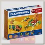 Конструктор CLICFORMERS 801004 Basic Set (110 деталей)