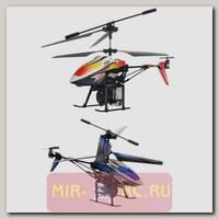 Радиоуправляемый вертолет с гироскопом, стреляющий водой (свет)